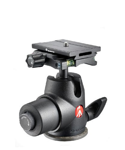 Manfrotto 468MGQ6 Hydrostatic Ball Head with Top Lock Quick Release (Black) - Photo-Video - Manfrotto - Helix Camera