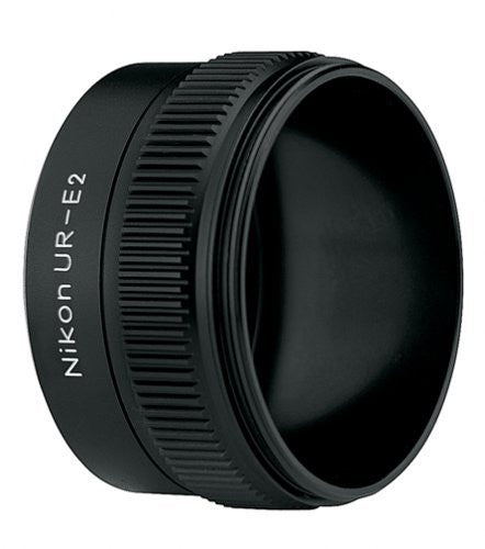 Nikon UR-E2 Step Down Adapter Ring for Nikon Coolpix 880 - Photo-Video - Nikon - Helix Camera