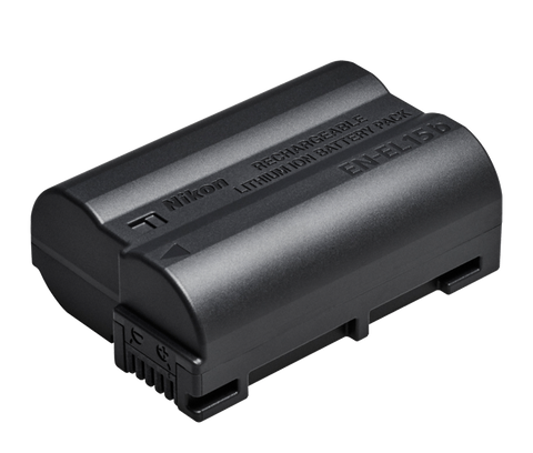 Nikon EN-EL15b Rechargeable Li-Ion Battery Pack