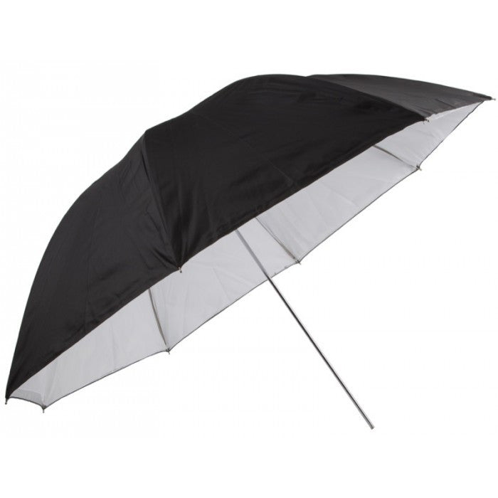 Studio-Assets 45 inch Translucent Umbrella with Removable Silver Back