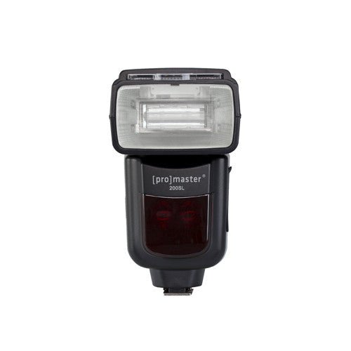 ProMaster 200SL Speedlight for Nikon - Photo-Video - ProMaster - Helix Camera