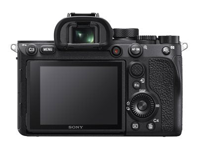 Sony a7r IV Full-Frame Mirrorless Camera Body