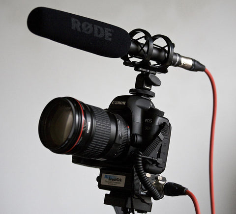 Rode NTG2 Condenser Shotgun Microphone - Audio - RØDE - Helix Camera