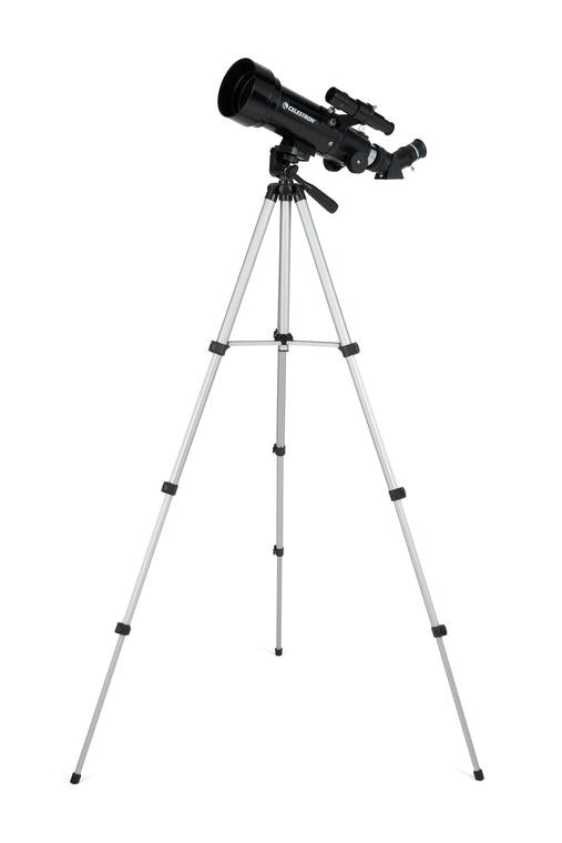 Celestron Travel Scope 70 Portable Telescope with Backpack - Telescopes - Celestron - Helix Camera