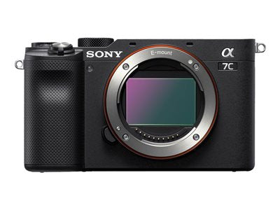 Sony a7c Full-Frame Mirrorless Camera - Black