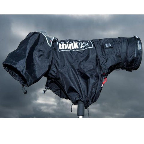 Think Tank Hydrophobia 300-600 V2.0 Rain Cover for 300 f/2.8 Up to 600 f/4 Lens - Photo-Video - Think Tank - Helix Camera
