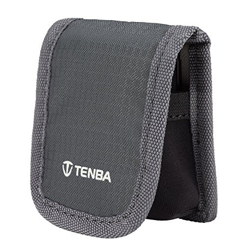 Tenba 636-220 Reload Battery with Battery Pouch (Gray) - Photo-Video - Tenba - Helix Camera