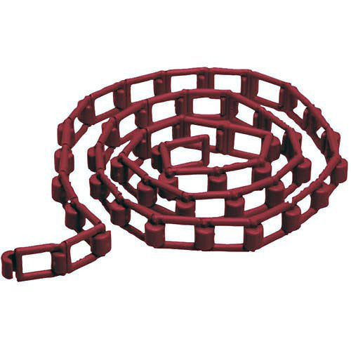 Manfrotto 091FLR Plastic Chain for 118-Inch Expan Set - Special Order (Red) - Lighting-Studio - Manfrotto - Helix Camera