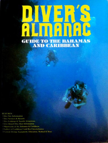 Diver's Almanac: Guide to the Bahamas and Caribbean - Books - Helix Camera & Video - Helix Camera