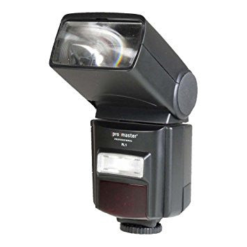ProMaster FL1 Professional TTL Flash - For Nikon - Photo-Video - ProMaster - Helix Camera