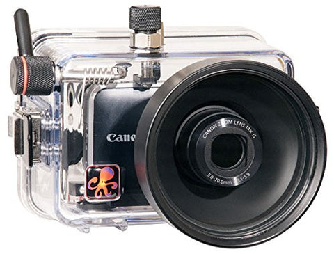 Ikelite Underwater Housing for Canon SX210 - Underwater - Ikelite - Helix Camera