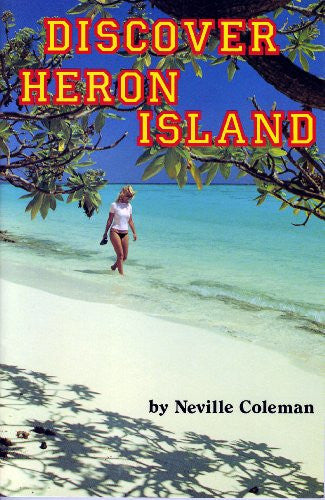 Discover Heron Island - Books - Helix Camera & Video - Helix Camera