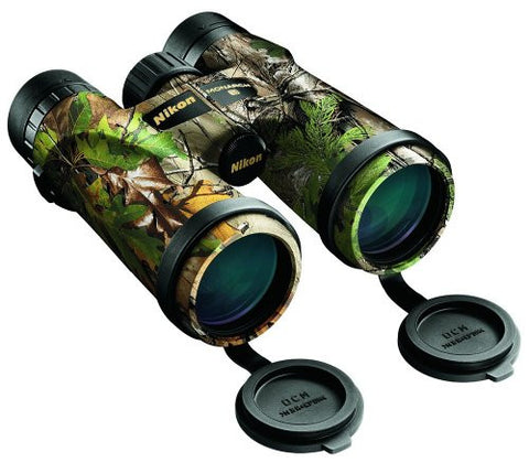 Nikon MONARCH 3 8x42 Binocular, Xtra Green - Sport Optics - Nikon - Helix Camera