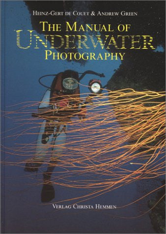 Manual of Underwater Photography - Books - Helix Camera & Video - Helix Camera