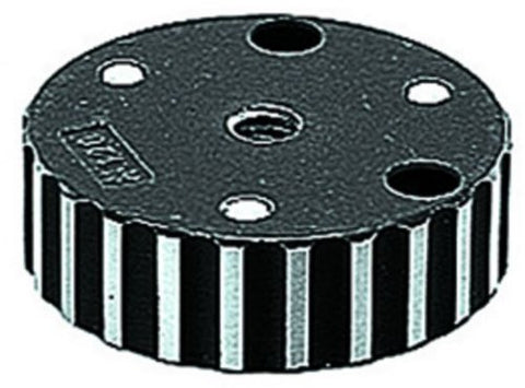 Manfrotto 120DF 3/8-Inches F to 1/4-Inches F Converter Plate - Lighting-Studio - Manfrotto - Helix Camera