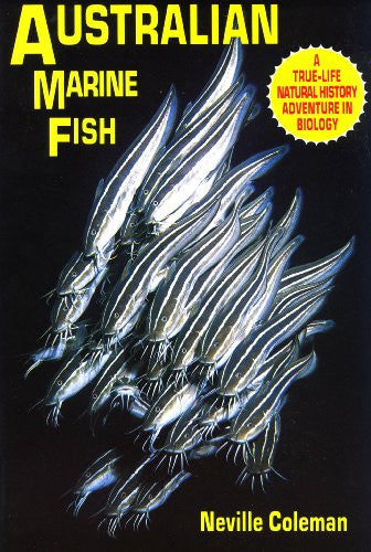 Australian Marine Fish: A Natural History - Books - Helix Camera & Video - Helix Camera