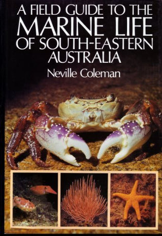 A Field Guide to Marine Life of South-Eastern Australia - Books - Helix Camera & Video - Helix Camera
