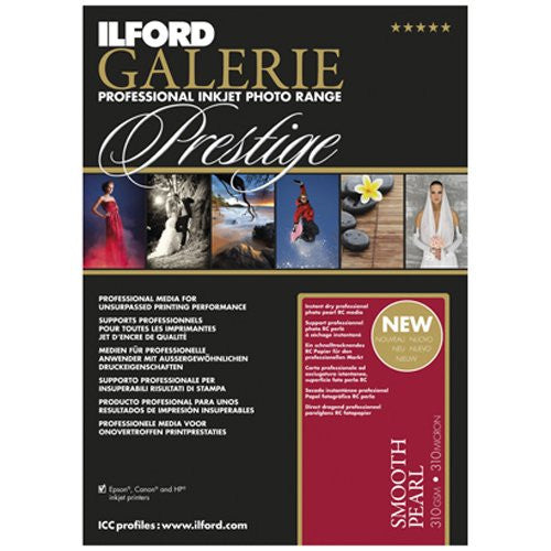 Ilford GALERIE Prestige Smooth Pearl - Print-Scan-Present - Ilford - Helix Camera