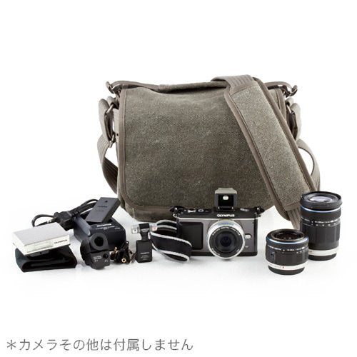 Think Tank Retrospective 5 Shoulder Bag - Pinestone - Photo-Video - Think Tank - Helix Camera