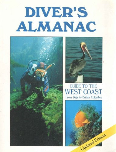 Divers Almanac Guide to West Coast From Ba - Books - Helix Camera & Video - Helix Camera