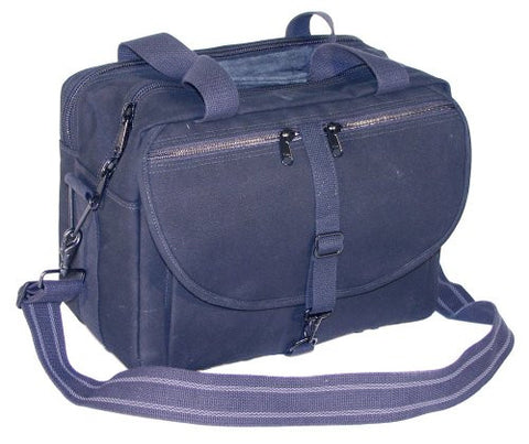 Domke F-811 Canvas Photo/Laptop Satchel (Black) - Photo-Video - Domke - Helix Camera