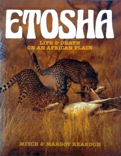 Etosha: Life and Death on an African Plain - Books - Helix Camera & Video - Helix Camera