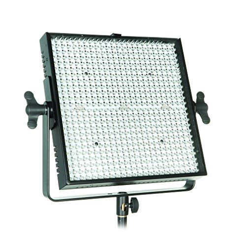 Limelite VB-1011US Mosaic 30 x 30 Inches Bicolour Led Panel without Battery Plate (Black)