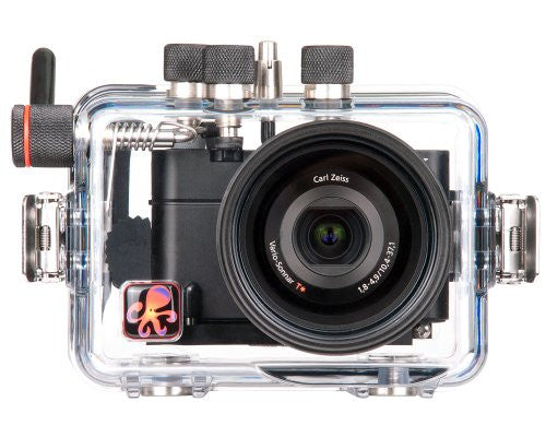 Ikelite Underwater Housing for Sony Cybershot RX100 II - Underwater - Ikelite - Helix Camera