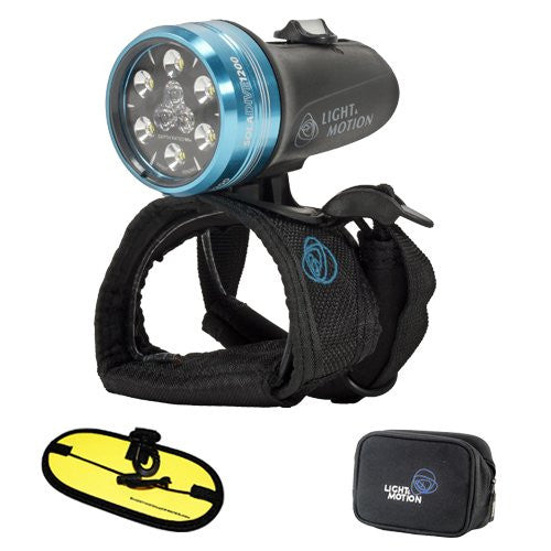 Light and Motion Sola Dive Light 1200