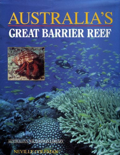 Australia's Great Barrier Reef (Australian Wilderness Library) - Books - Helix Camera & Video - Helix Camera