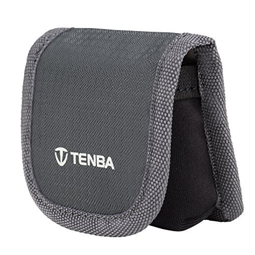 Tenba 636-230 Reload Mini Battery with Phone Lens Pouch (Gray) - Photo-Video - Tenba - Helix Camera