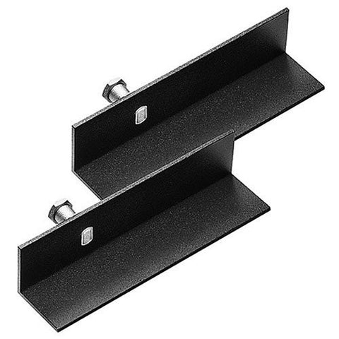 Manfrotto 041 L-Bracket Shelf Holders - Replaces 2901 (Set of 2) - Lighting-Studio - Manfrotto - Helix Camera