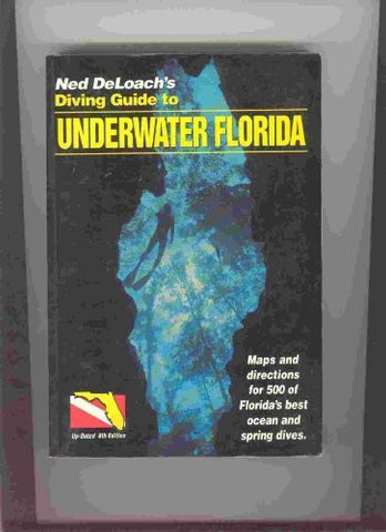 Ned Deloach's Diving Guide to Underwater Florida - Photo-Video - Helix Camera & Video - Helix Camera