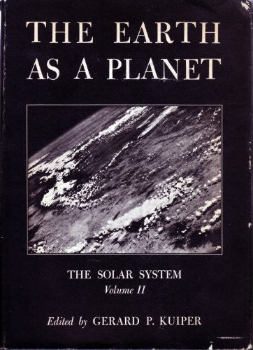 The Earth As a Planet - Books - Helix Camera & Video - Helix Camera