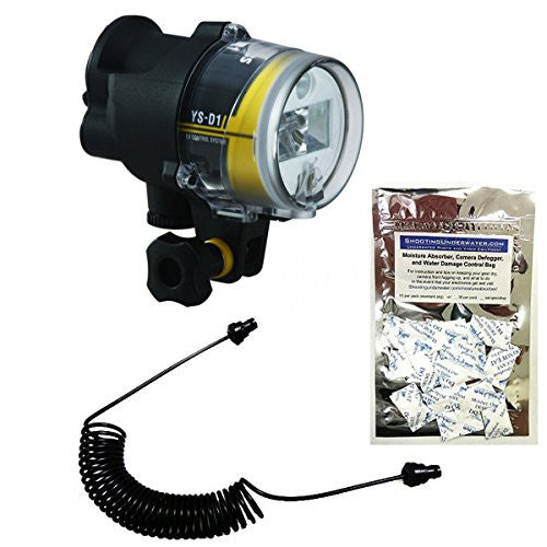 Sea&Sea YS-D1 TTL Underwater Strobe Flash