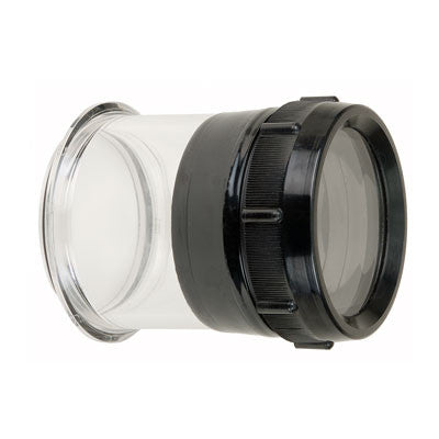 Ikelite FL Flat Port For Lenses Up To 5.5 Inches - Underwater - Ikelite - Helix Camera