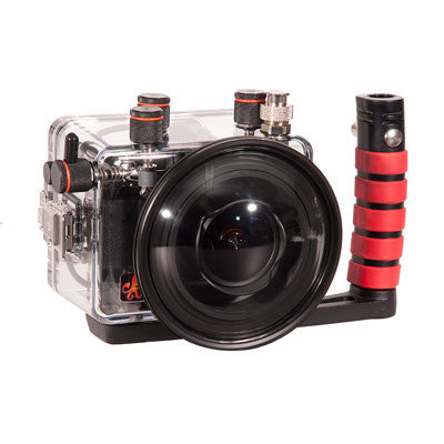 Ikelite DLM Superwide 6 inch Dome Port - Underwater - Ikelite - Helix Camera