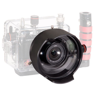 Ikelite DLM 6 inch Dome Port with Zoom