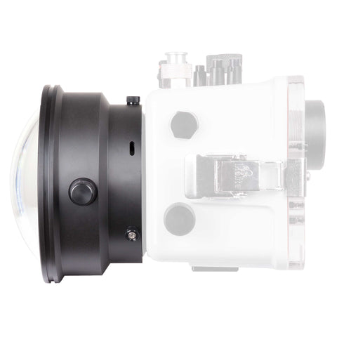 Ikelite DLM 6 inch Dome Port with Zoom Extended .375 Inch - Underwater - Ikelite - Helix Camera