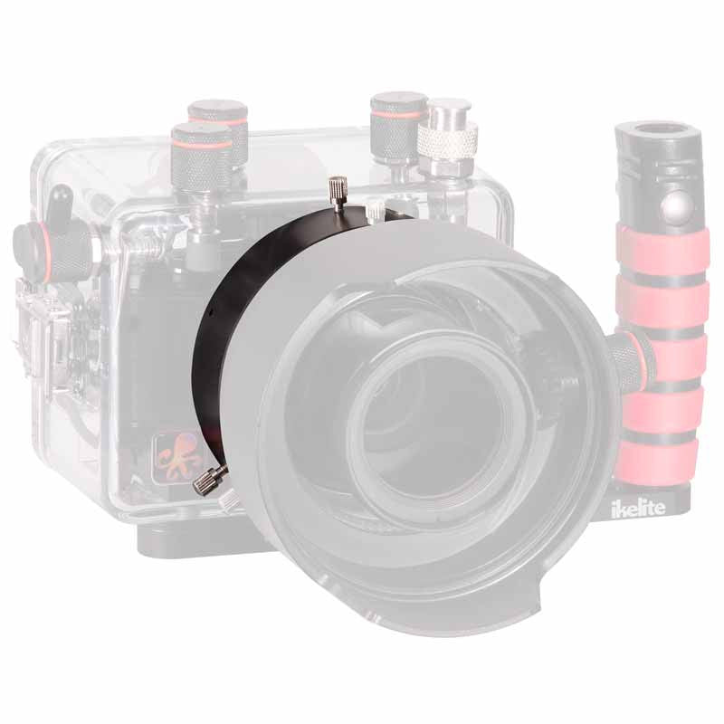 Ikelite DLM Mirrorless 1.2-inch Lens Extension - Underwater - Ikelite - Helix Camera