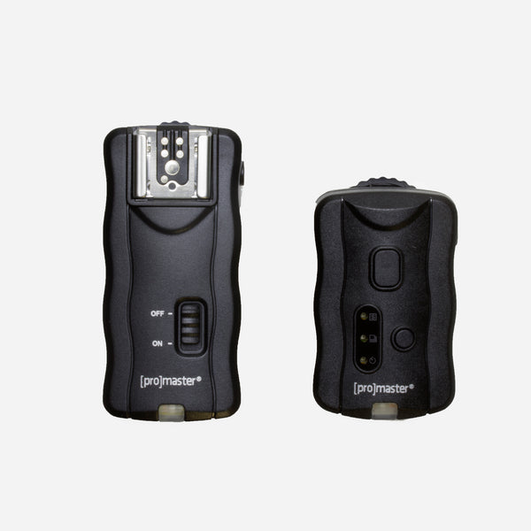 ProMaster Flash Trigger System 2.4GHz - Photo-Video - ProMaster - Helix Camera