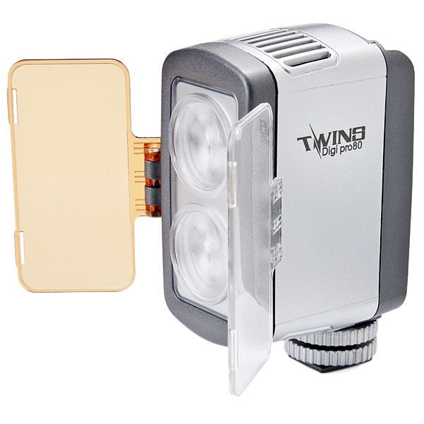 Twins Digi Pro80D LED Video Light - Sony - Lighting-Studio - F&V Lighting USA - Helix Camera