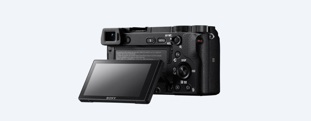 Sony a6300 Mirrorless Camera with 16-50mm Lens - Photo-Video - Sony - Helix Camera