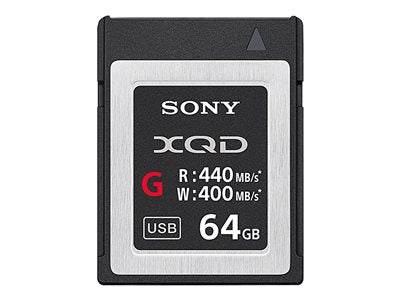 Sony G Series XQD - 64GB