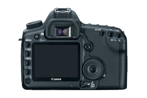 Used Canon EOS 5D Mark II Full-Frame DSLR Body