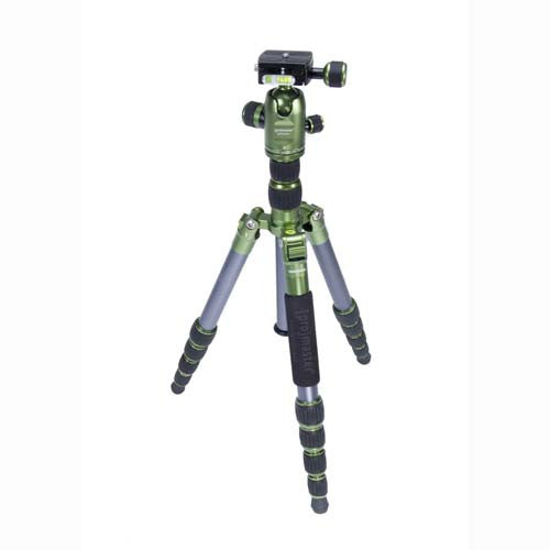 ProMaster Professional XC522 Tripod with Ball Head - Green - Photo-Video - ProMaster - Helix Camera