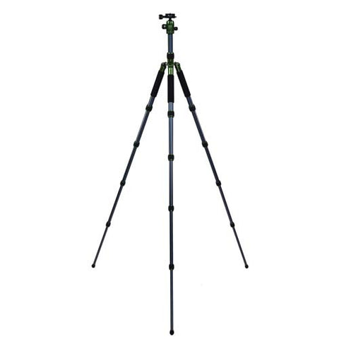 ProMaster Professional XC525 Tripod with Ball Head - Green - Photo-Video - ProMaster - Helix Camera