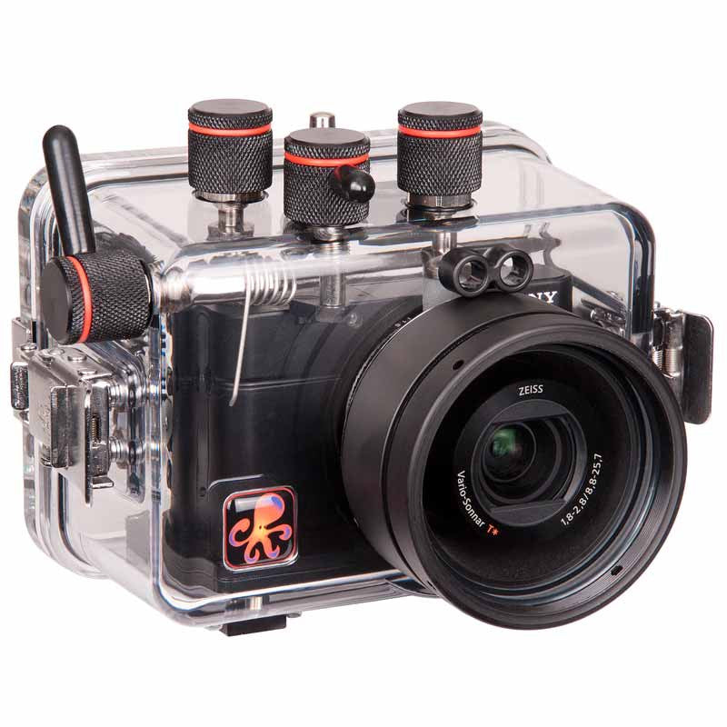 Ikelite Underwater Housing for Sony Cybershot RX100 III IV V - Underwater - Ikelite - Helix Camera