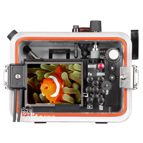 Ikelite Underwater Housing for Sony Cyber-shot RX100 Mark III, IV, V, V(A)