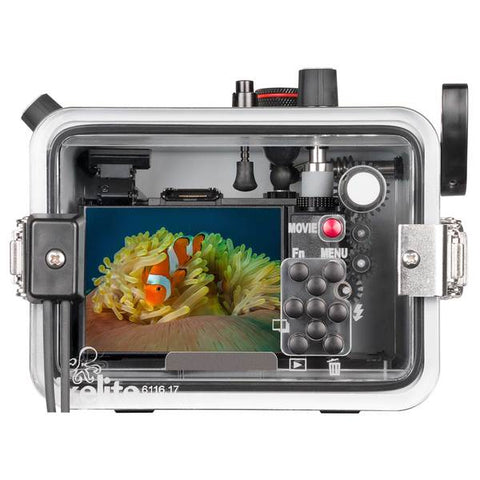 Ikelite Underwater Housing for Sony Cyber-shot RX100 Mark I, RX100 Mark II